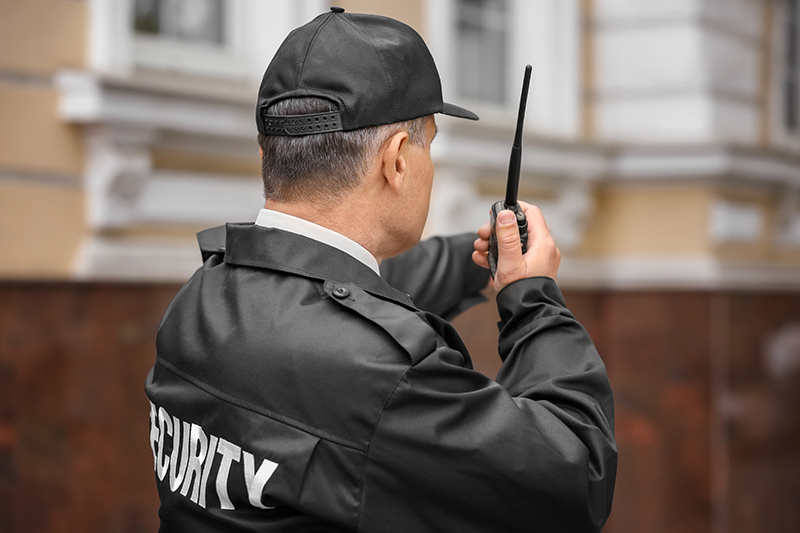 How To Be A Security Guard Uk in Newmarket Suffolk