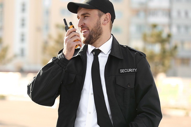 Security Guard Job Description in Newmarket Suffolk